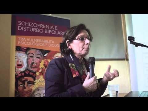CONGRESSO SCHIZOFRENIA E DISTURBO BIPOLARE Silvana Galderisi, la schizof...