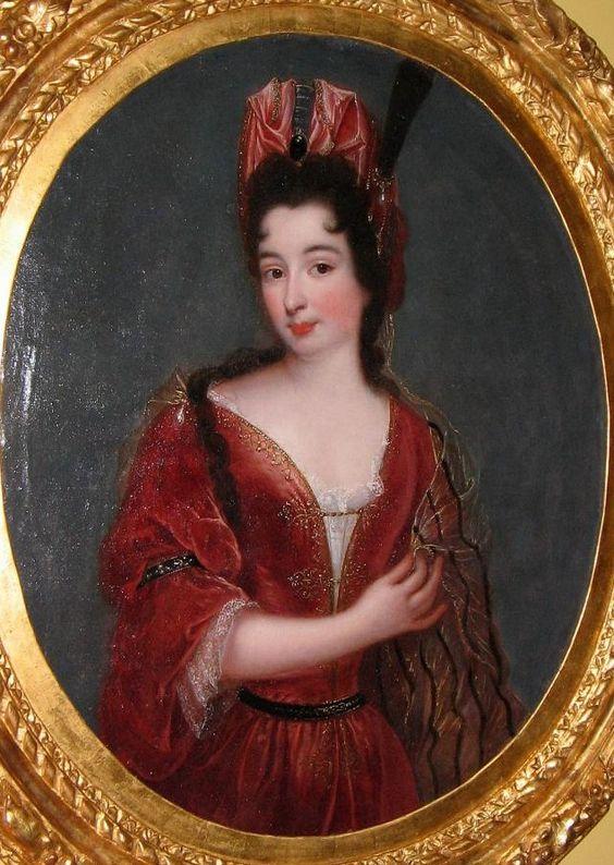 Dame Gabrielle de Rochechouart-Mortemart, Marquise de Thianges, 1633-1693.: