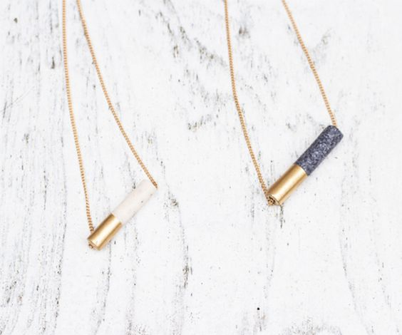 15 Awesome Jewelry DIYS (that would make great gifts!) - The Crafted Life