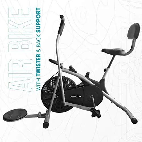 Best Air Bike India Fitness Exercise Cycle 2020 India In 2020