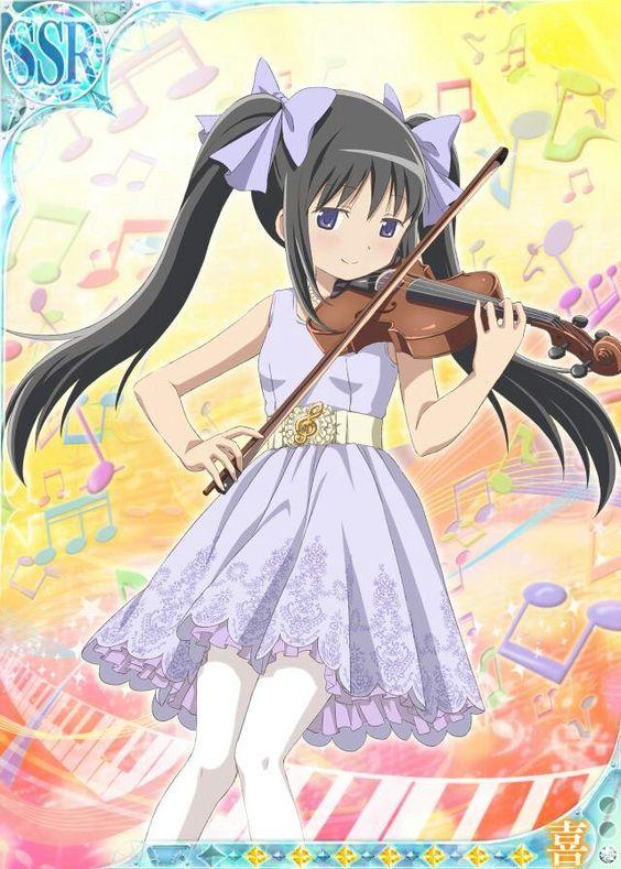 バイオリンまどマギほむら