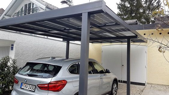 Alu Carport Alu Carport Carports Carport Aus Aluminium