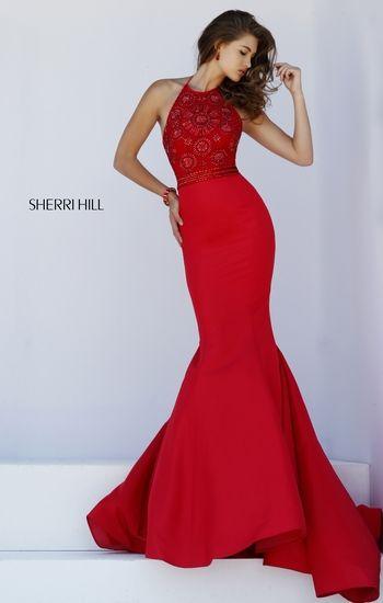 Sherri Hill 11319 - Prom 2016 Collection - Pinterest - Sherri hill ...