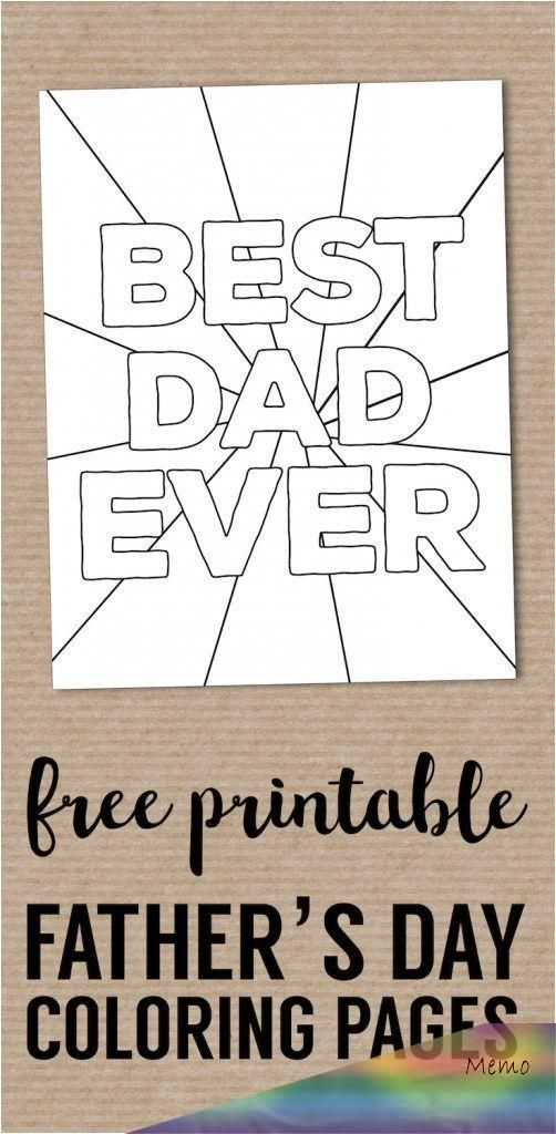 Apr 12 2018 Happy Father S Day Coloring Pages Free Printables Diy Easy Father S Day Idea Fathers Day Coloring Page Father S Day Printable Dad Birthday Card