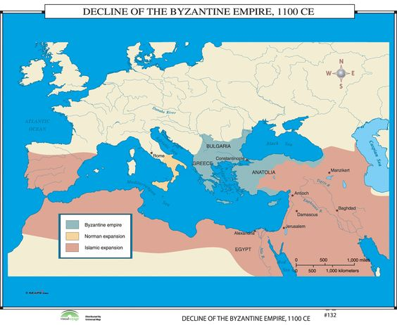 Byzantine empire essay