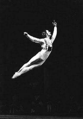 Mikhail Baryshnikov: treading where angels don't dare tread!