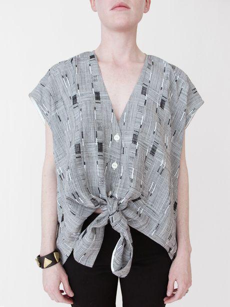 eshe blouse ++ ursa minor: Blouse Ursa, Clothes Aw13, Eshe Blouse, Garments Tops, Ato Wear, Minor Blouse