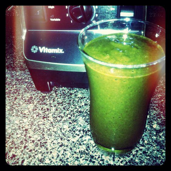 Sweet Morning Green Smoothie