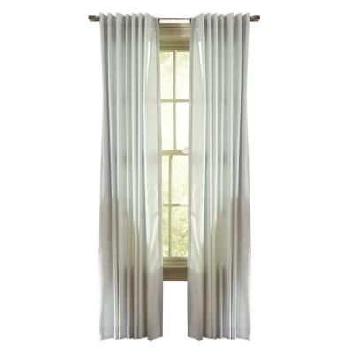 Rainwater Faux Silk Back Tab Curtain | Pinterest | Home, The o ...