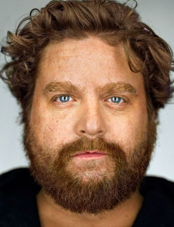 """Zach-Galifianakis....as much as I appreciate his movie roles, his stand-up and on funnyordie.com """"Between Two Ferns"""" is pure brilliance"""