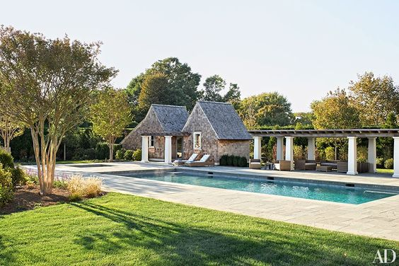 A New Long Island Beach House Embraces Shingle Style Photos | Architectural Digest