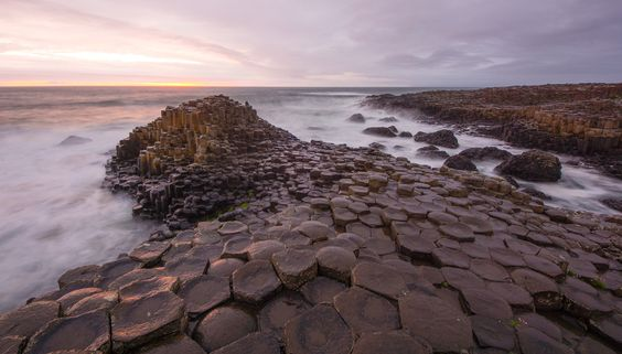 Giants of Causeway © Claudia Reichle