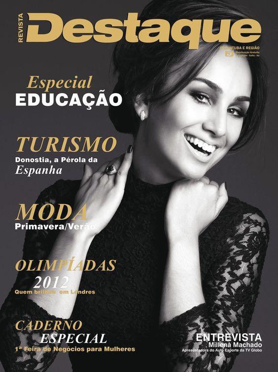 Millena Machado é Destaque.