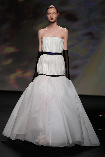 Christian Dior Fall 2013 Couture. Image: Getty.
