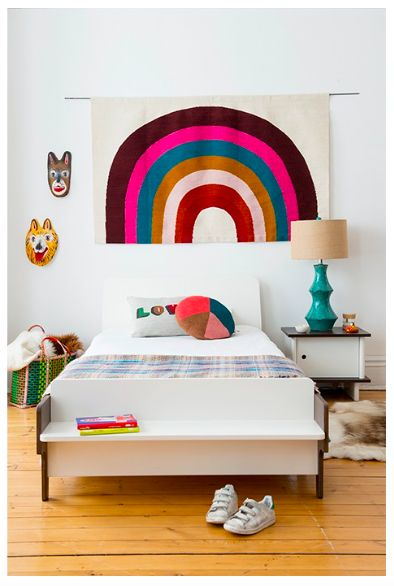Beautiful Modern Kids Room