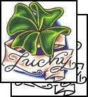 irish Tattoo Design (TOF-00019)