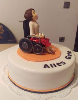 Sabines Torten: Geburtstagstorte