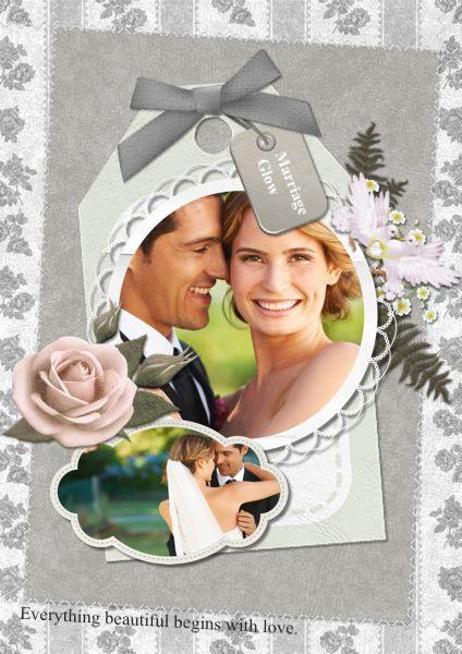 beautiful wedding cards design April Pinterest Beautiful - printable greeting card templates