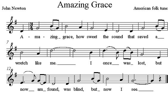 amazing grace recorder sheet music beginners or kids to intermediate recorder music guitar. Black Bedroom Furniture Sets. Home Design Ideas