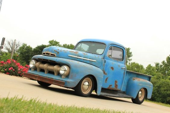 1951 Custom Patina RestoMod Ford F-100 F2R1KC26693 - Driven Rods and Rides - House Springs, Missouri 63051