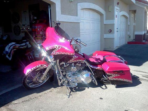 Very nice pink !