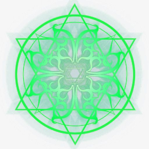 Green Magic Green Magic Magic Circle Magic Symbols