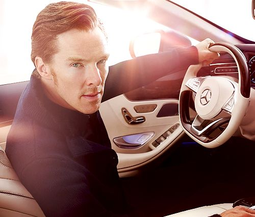 """""""It's absolutely fine to be different. Don't feel that you have to apologize for it."""" - Benedict..."""