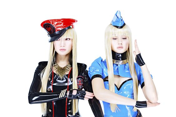 femm-latex-military-outfits