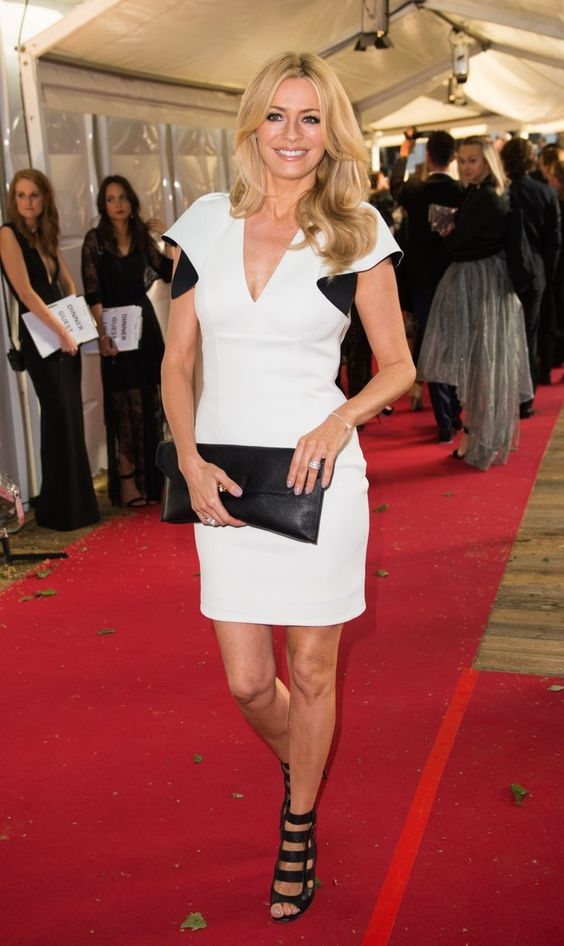 Pin for Later: Seht alle Stars auf dem roten Teppich bei den Glamour Awards! Tess Daly