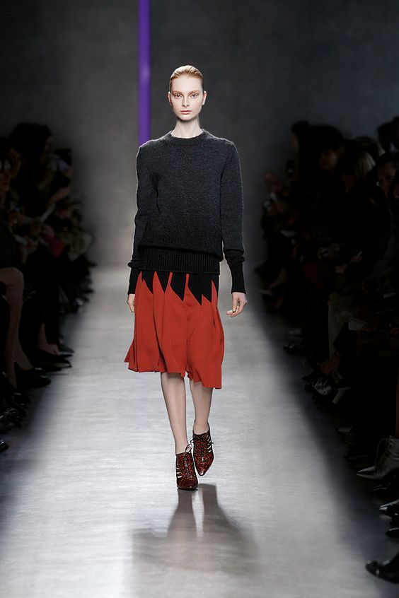 #BottegaVeneta Women's Fall-Winter 2014/2015