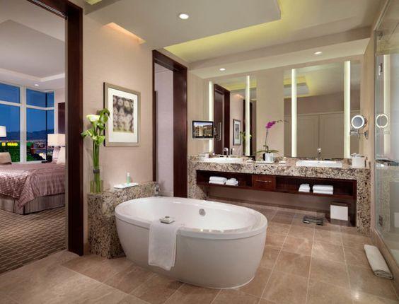 Creative Bathroom Design Supporting Tranquility: Nice Bathroom Design Image ~ urbanbedougirl.com Bathroom Inspiration