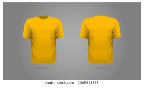 Download Yellow T Shirt Images Stock Photos Vectors Yellow T Shirt Template Yellowt Shirttemplate Yellow Mustard T Sh Shirt Template T Shirt Image Yellow T Shirt