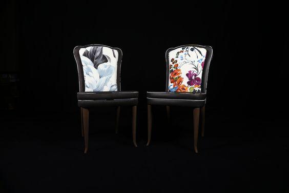 A Cadeira Isabel é a companheira perfeita de um belo e reconfortante repasto entre família ou amigos. Bom apetite.