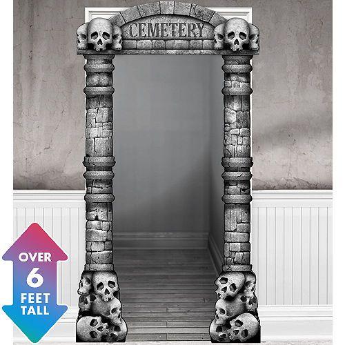 Chamber Of Secrets Halloween Door Decoration Halloween Door Decorations Halloween Door Door Decorations