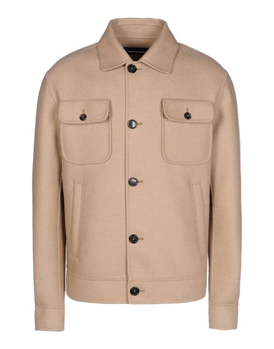 Dsquared2 Jacket - Dsquared2 Men - thecorner.com