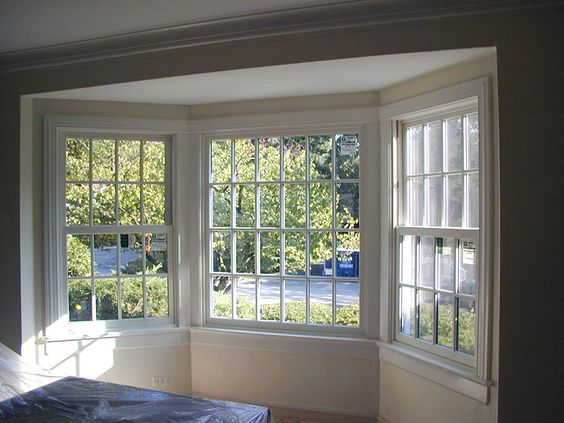 Pinterest the world s catalog of ideas for Bow window installation