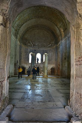 The Church of St. Nicholas at Kale (Myra) Turkey