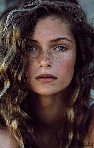 صور بنات جميلات احلى خلفيات وصور بنات في العالم 2019 بفبوف Beautiful Freckles Freckles Girl Freckles
