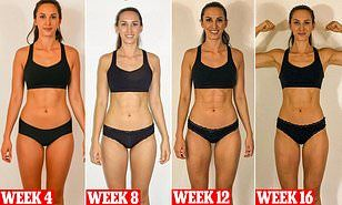 How To Get A 6 Pack In 12 Weeks