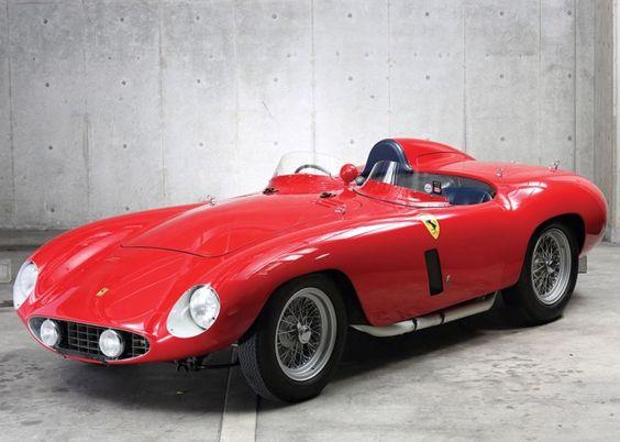 Ferrari 750 Monza by Scaglietti (1955)
