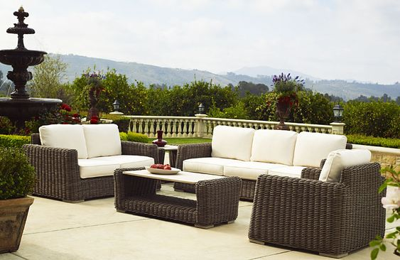 Beautiful New Brown Jordan Tangiers Collection. Weu0027ll Be Drawing For One Lucky  Winner! Http://30a.com/win This 11455 Brown Jordan Outdoor Furniture Set/ |  Pinterest ... Part 25