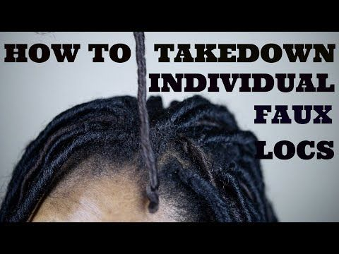 20+ How to take out faux locs trends