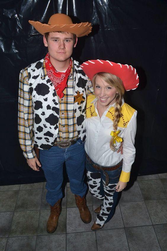 Woody And Jessie Costumes Woody and Jessie #cost...