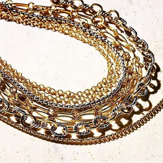 avid Yurman goes to great lengths with versatile chains to ...