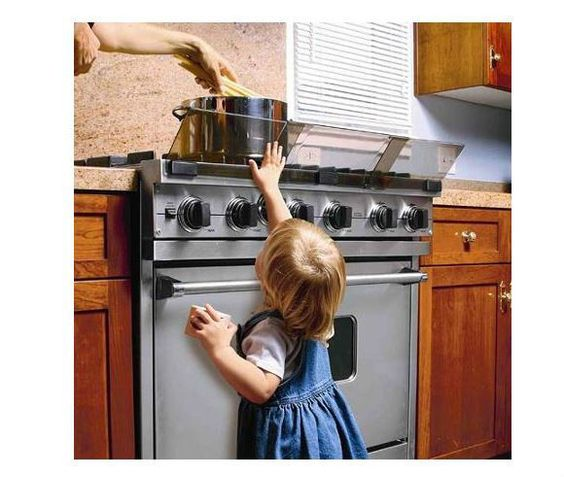 New kitchen stove guard baby child and toddler safety for 6 kitchen accidents