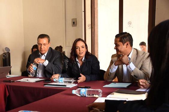 La presidenta del Comité Organizador consideró que el evento no debe perder su esencia fundamental, que radica en ser un escaparate para las ideas de los jóvenes michoacanos – Morelia, ...