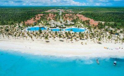 Venezuela GRAND BAHIA PRINCIPE PUNTA CANA      Situado en la playa, el hotel de alta calidad Grand Bahia Principe Punta Cana ofrece 705 habitaciones cómodas con vistas sobre Costa East. Operando en Punta Cana desde 2004, este hotel dispone de estilo arquitectónico tradicional.