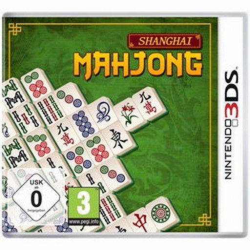 Shanghai Mahjong  3DS in Strategiespiele FSK 0, Spiele und Games in Online Shop http://Spiel.Zone