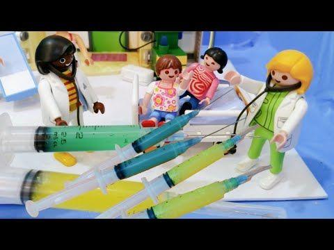 رؤى وجنه اخدو 24 حقنة يا ترى لية قصص اطفال عائلة عمر ميجا فيديو بلاي موبيل Playmobil Youtube Stories For Kids Kids Playmobil