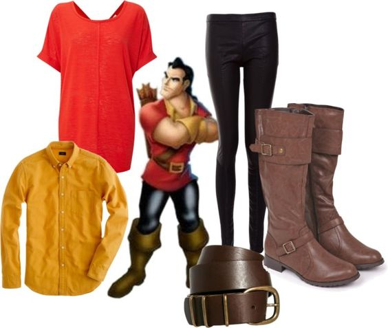 """""""Gaston"""" by jboothyy on Polyvore"""